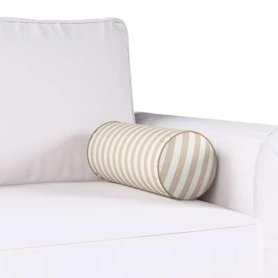 Poduszka wałek prosty w kolekcji Quadro, tkanina: 136-07