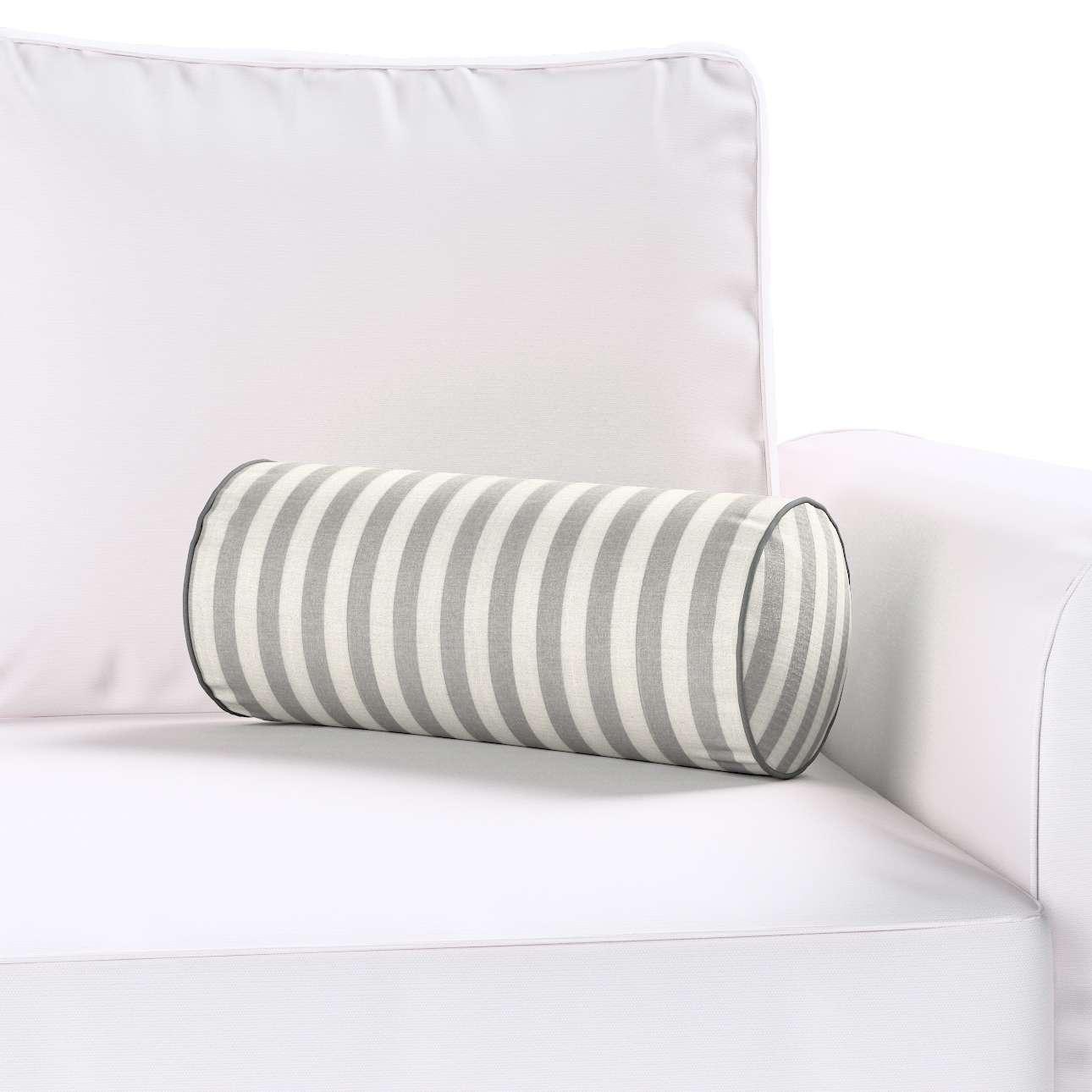 Ritinio formos  pagalvėlė Ø 16 x 40 cm (6 x 16 inch) kolekcijoje Quadro, audinys: 136-12