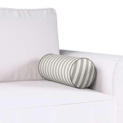 Poduszka wałek prosty w kolekcji Quadro, tkanina: 136-12