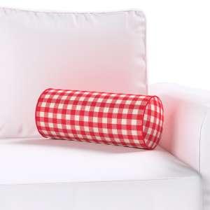 Ritinio formos  pagalvėlės užvalkalas Ø 16 x 40 cm (6 x 16 inch) kolekcijoje Quadro, audinys: 136-16