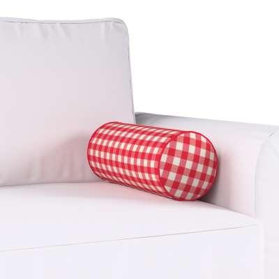 Poduszka wałek prosty w kolekcji Quadro, tkanina: 136-16