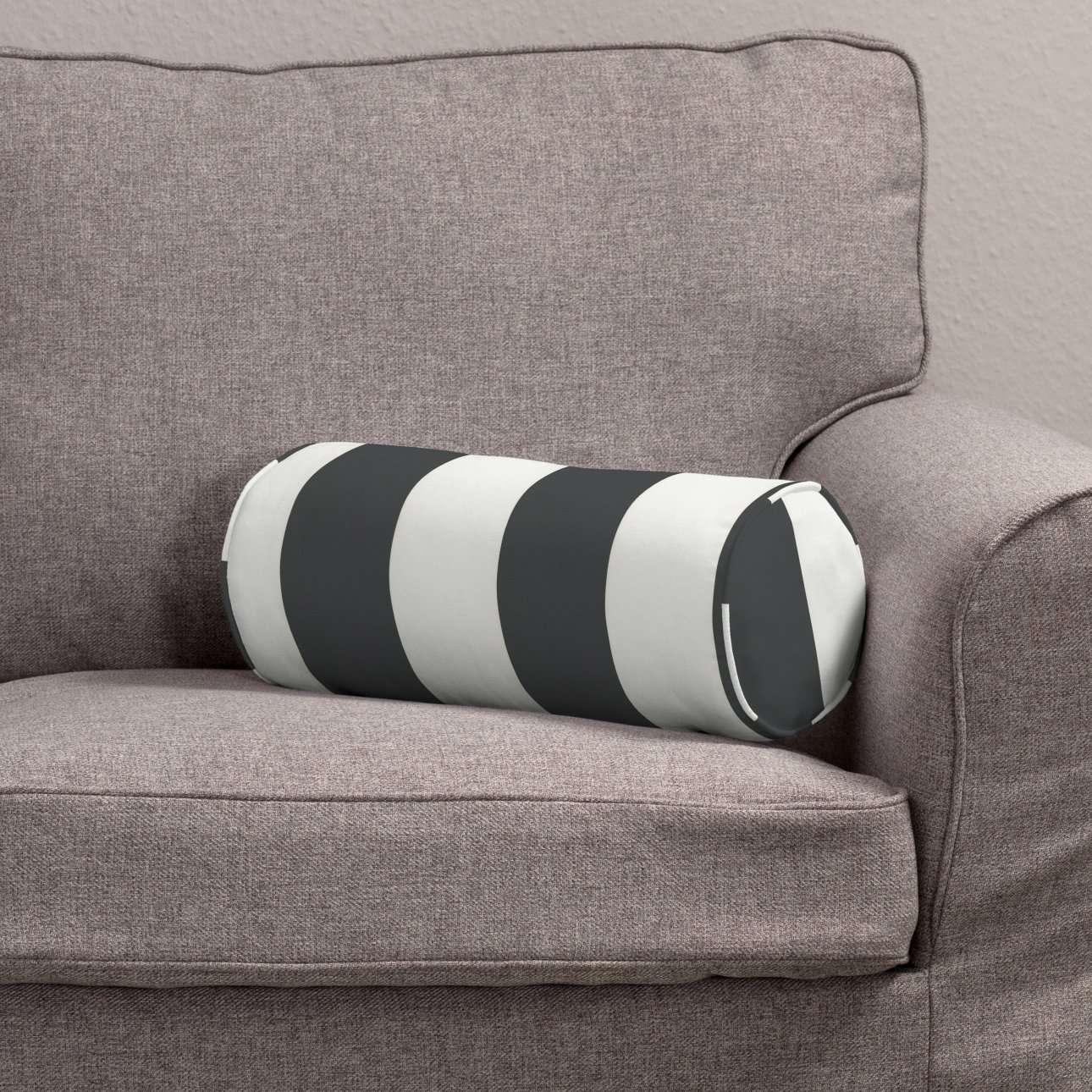 Ritinio formos  pagalvėlės užvalkalas Ø 16 x 40 cm (6 x 16 inch) kolekcijoje Comics Prints, audinys: 137-53