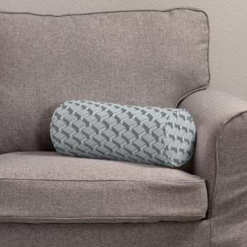 Bolster cushion  Ø 16 x 40 cm (6 x 16 inch) in collection Rustica, fabric: 138-18