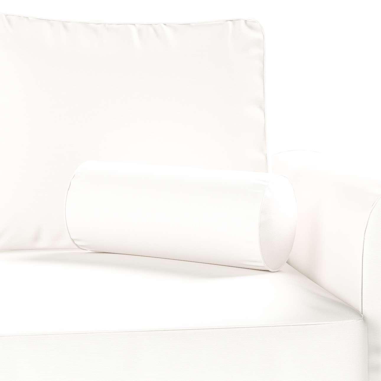 Nackkudde Ø 16 x 40 cm i kollektionen Panama Cotton , Tyg: 702-34
