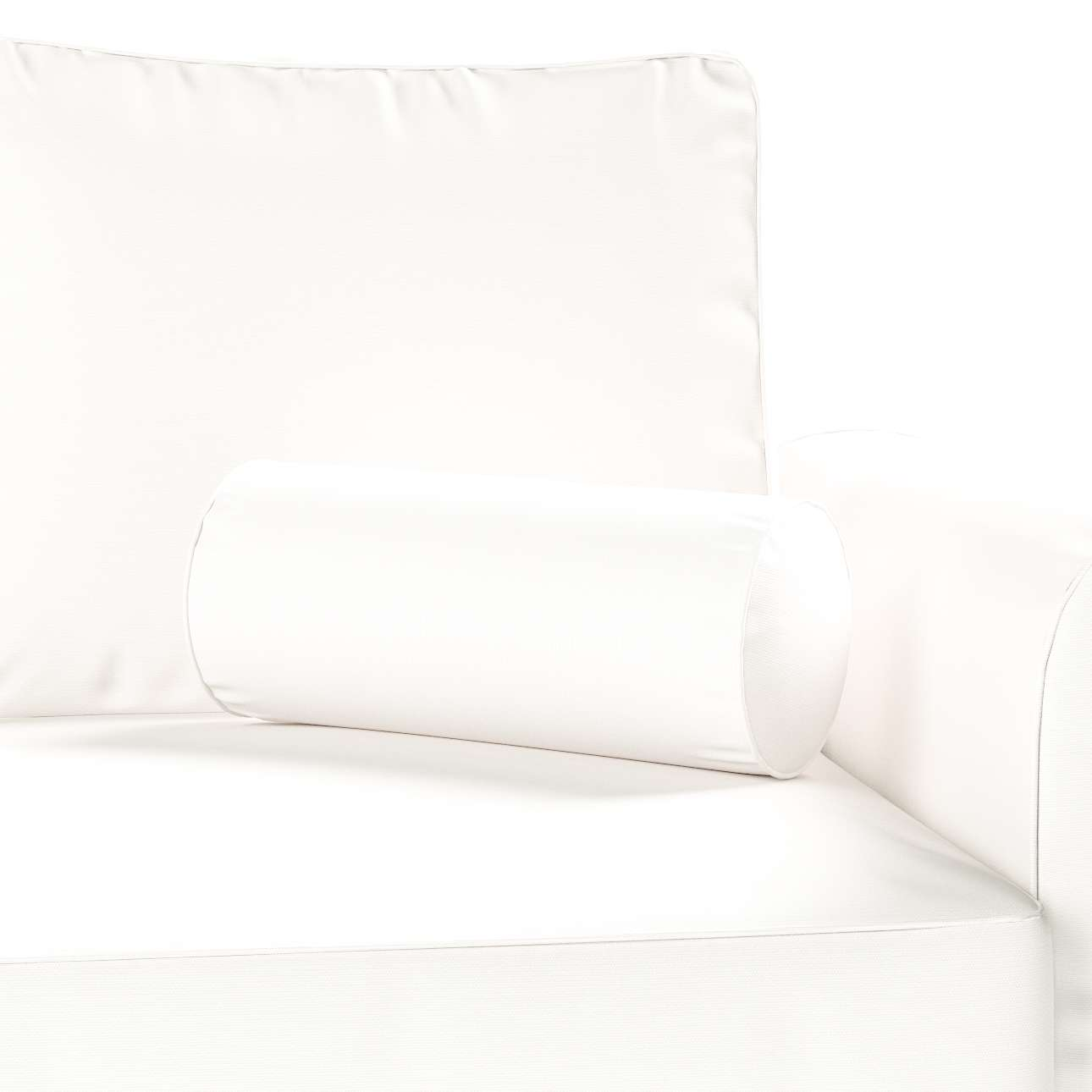 Ritinio formos  pagalvėlės užvalkalas Ø 16 x 40 cm (6 x 16 inch) kolekcijoje Cotton Panama, audinys: 702-34