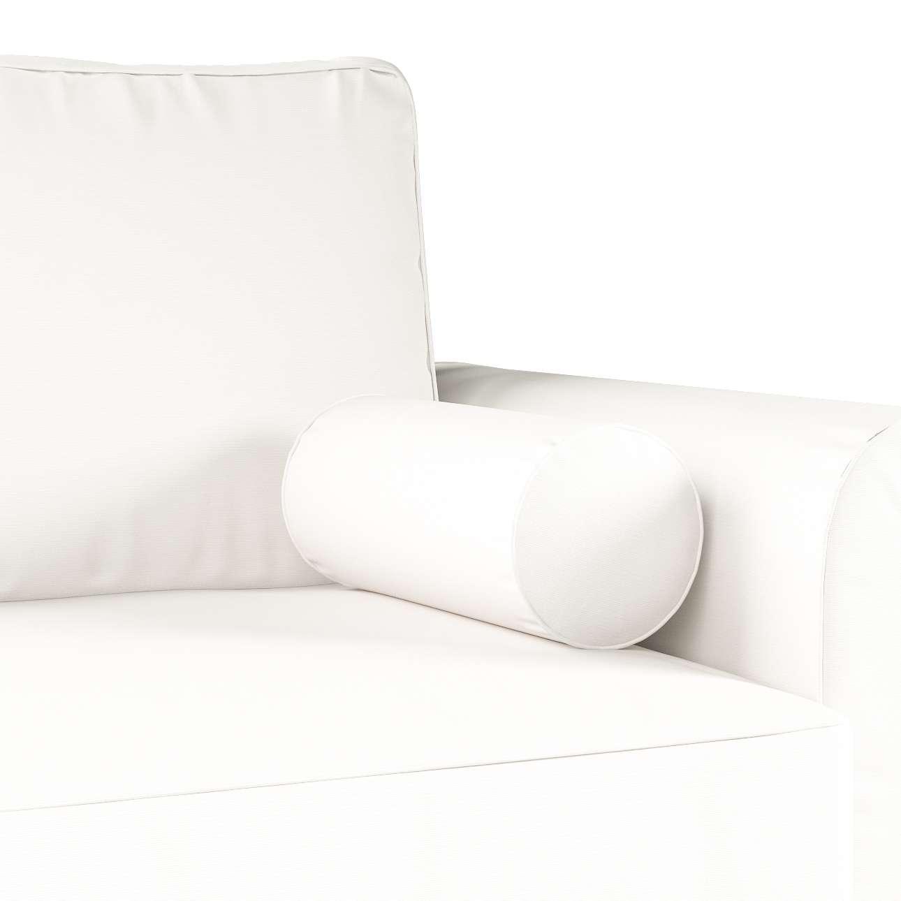 Poduszka wałek prosty w kolekcji Cotton Panama, tkanina: 702-34