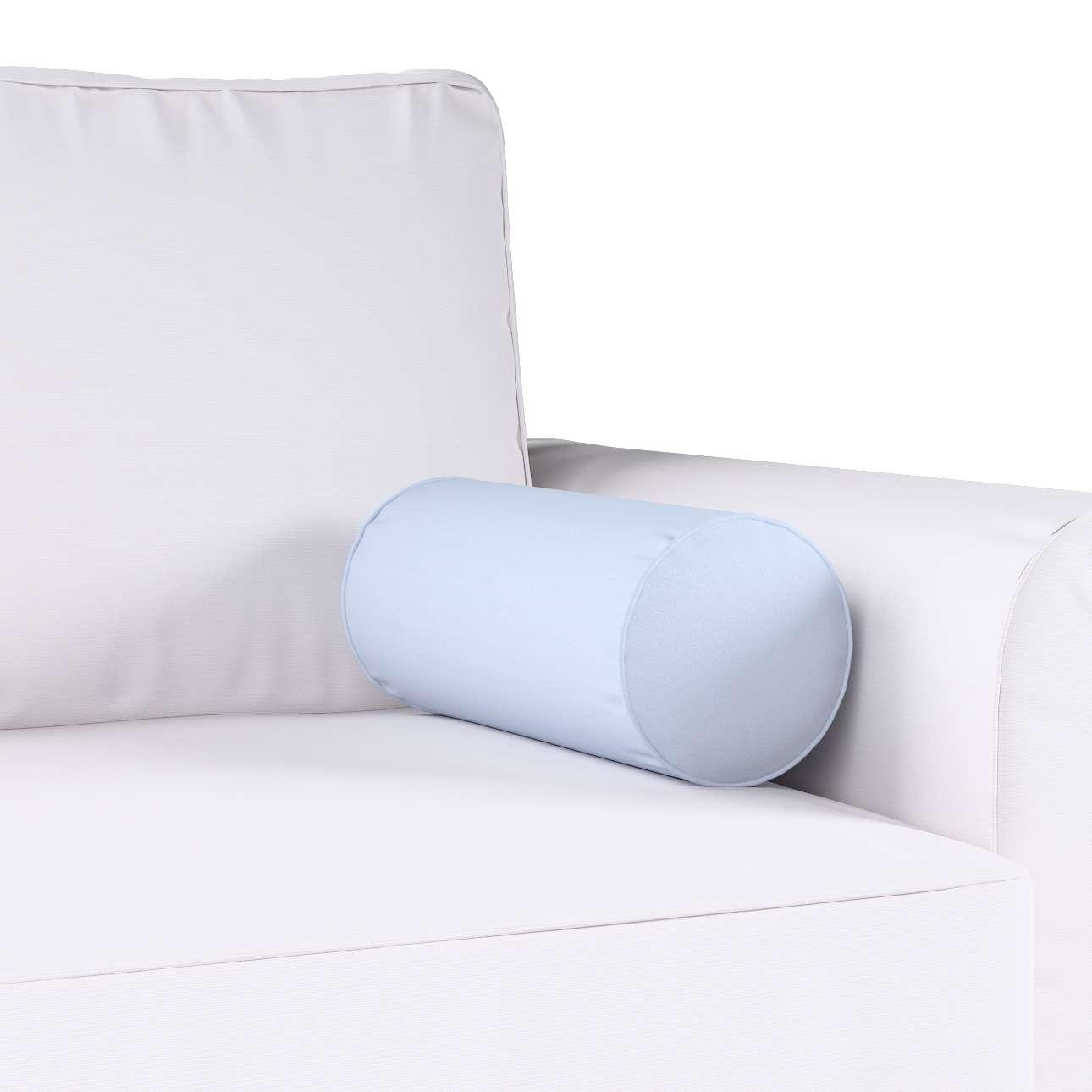Poduszka wałek prosty Ø16x40cm w kolekcji Loneta, tkanina: 133-35