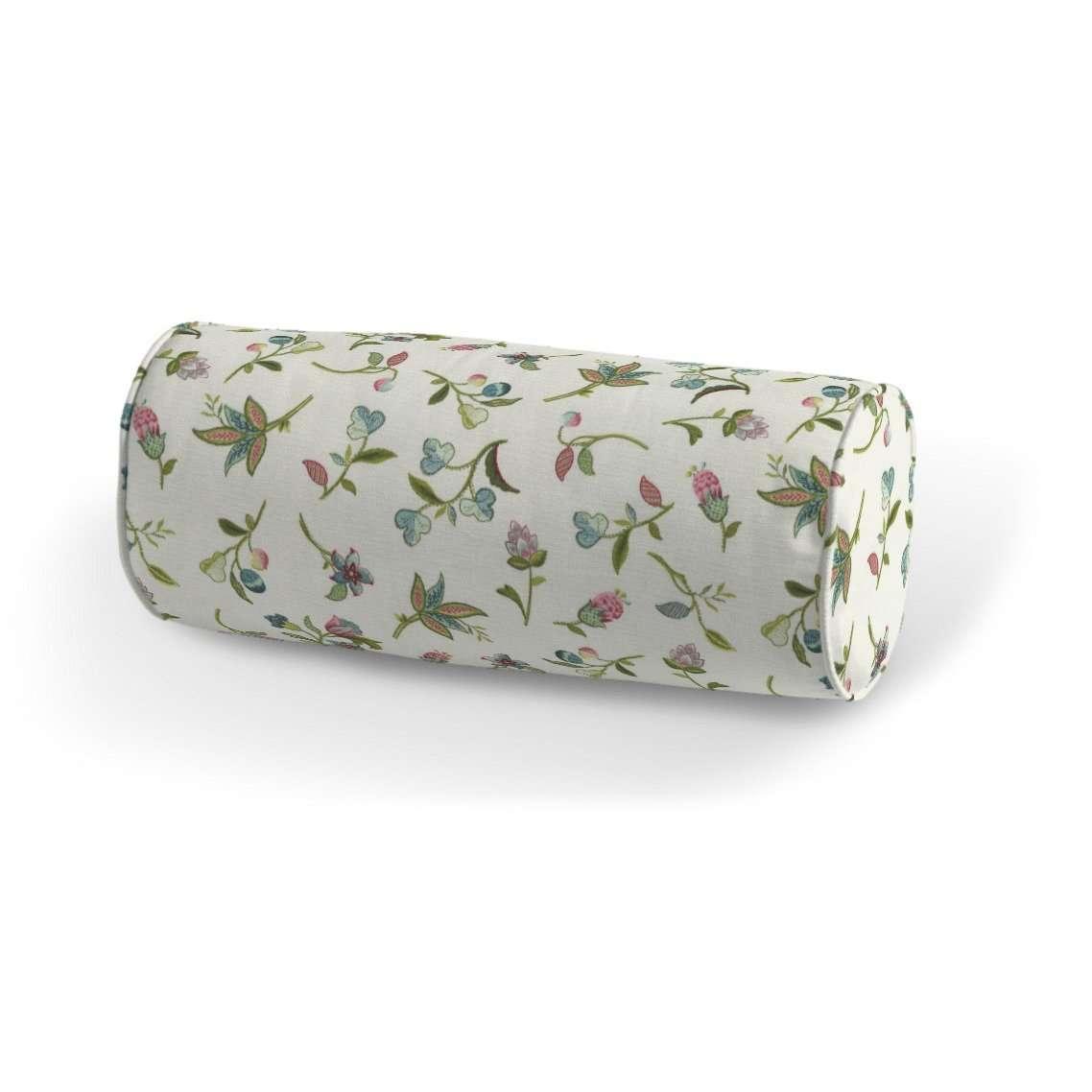 Ritinio formos  pagalvėlės užvalkalas Ø 16 x 40 cm (6 x 16 inch) kolekcijoje Londres, audinys: 122-02