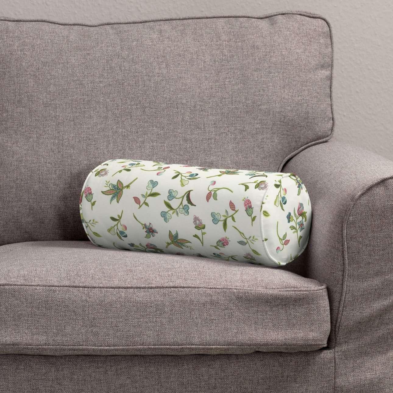 Poduszka wałek prosty w kolekcji Londres, tkanina: 122-02