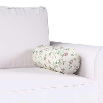 Poduszka wałek prosty Ø16x40cm w kolekcji Londres, tkanina: 122-02