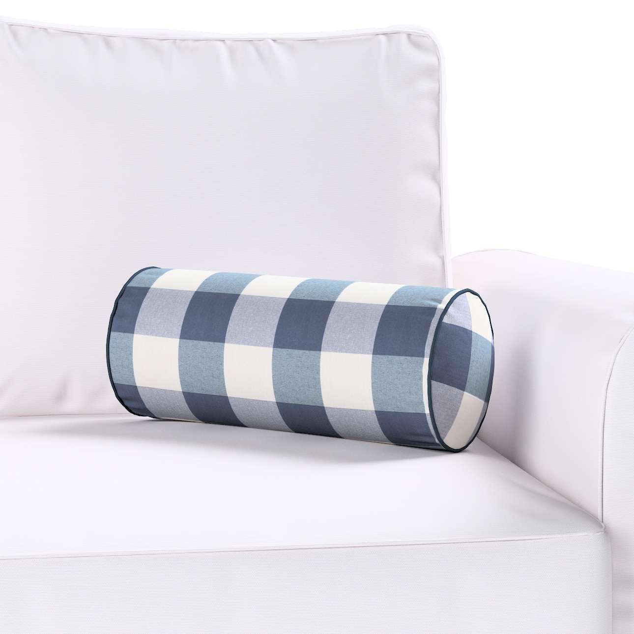 Ritinio formos  pagalvėlė Ø 16 x 40 cm (6 x 16 inch) kolekcijoje Quadro, audinys: 136-03