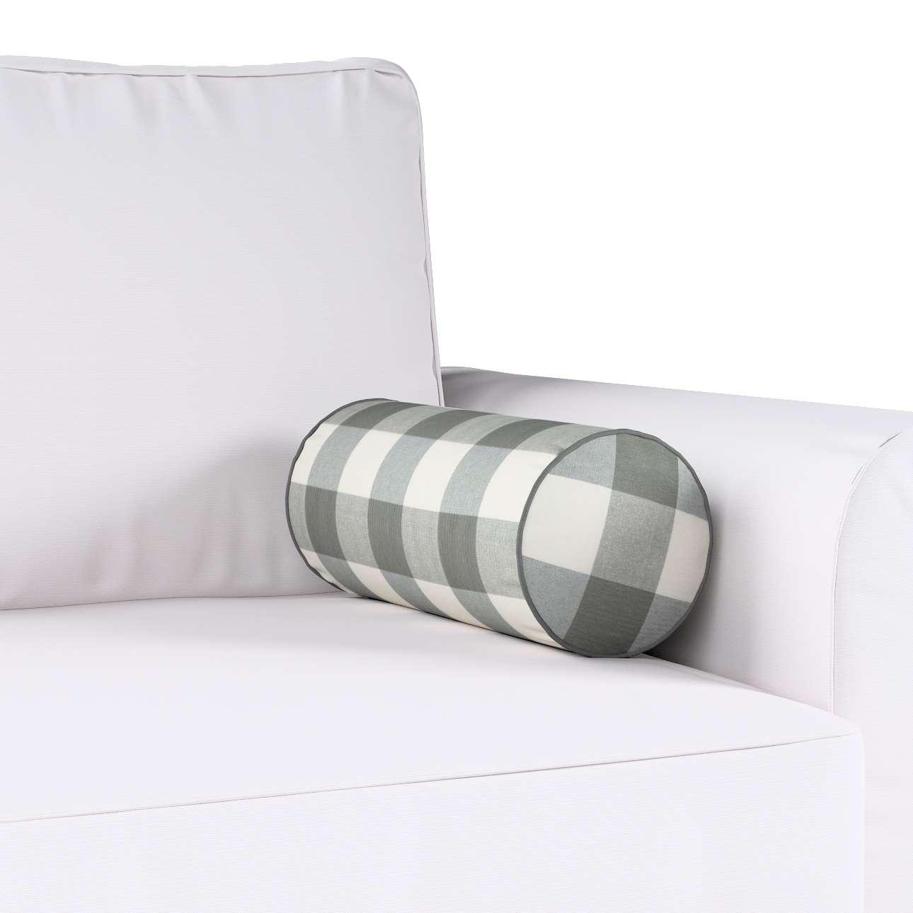 Ritinio formos  pagalvėlė Ø 16 x 40 cm (6 x 16 inch) kolekcijoje Quadro, audinys: 136-13