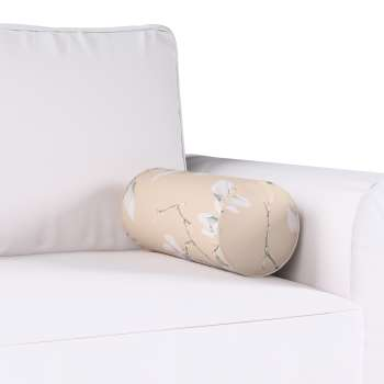 Ritinio formos  pagalvėlė Ø 16 x 40 cm (6 x 16 inch) kolekcijoje Flowers, audinys: 311-12