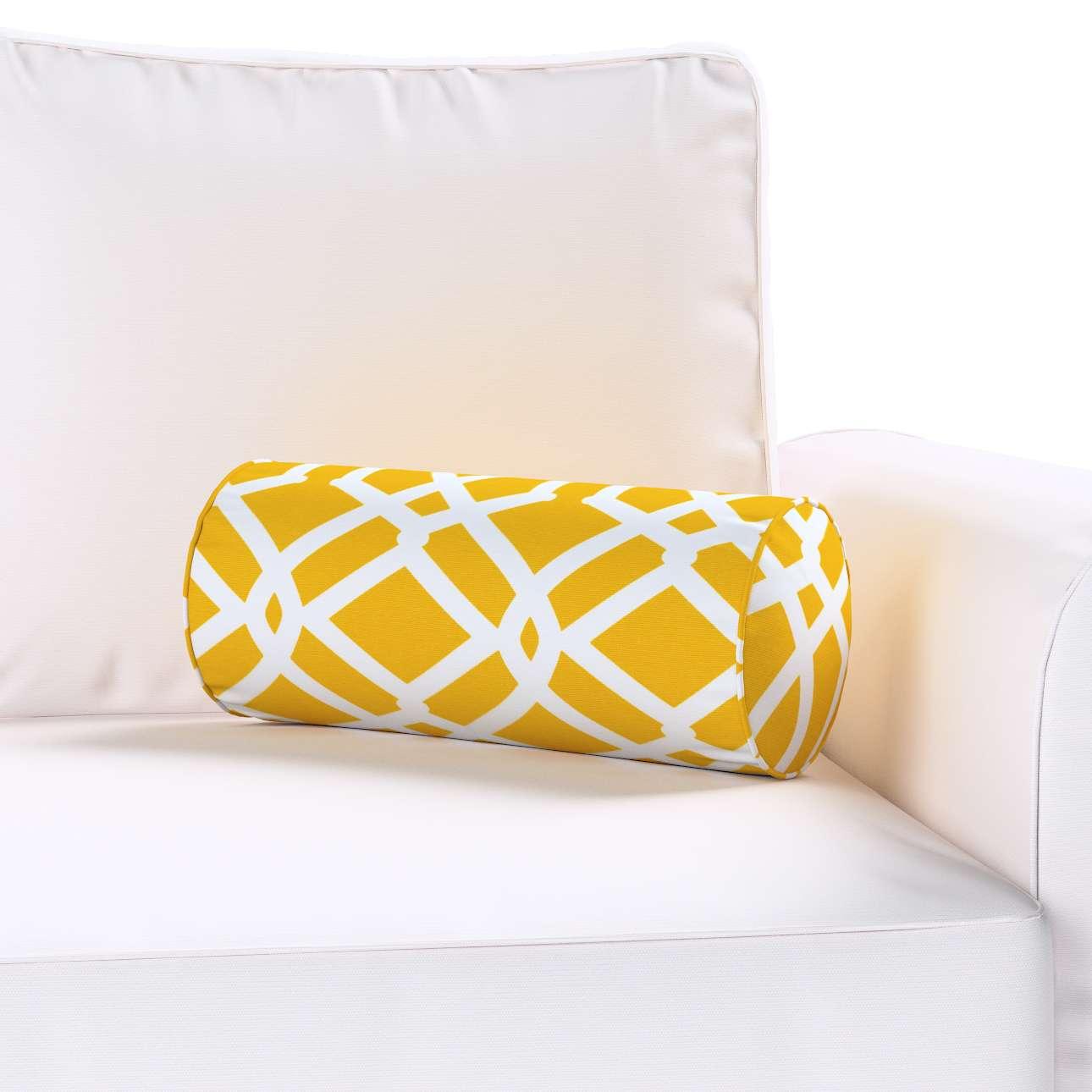 Ritinio formos  pagalvėlės užvalkalas Ø 16 x 40 cm (6 x 16 inch) kolekcijoje Comics Prints, audinys: 135-09