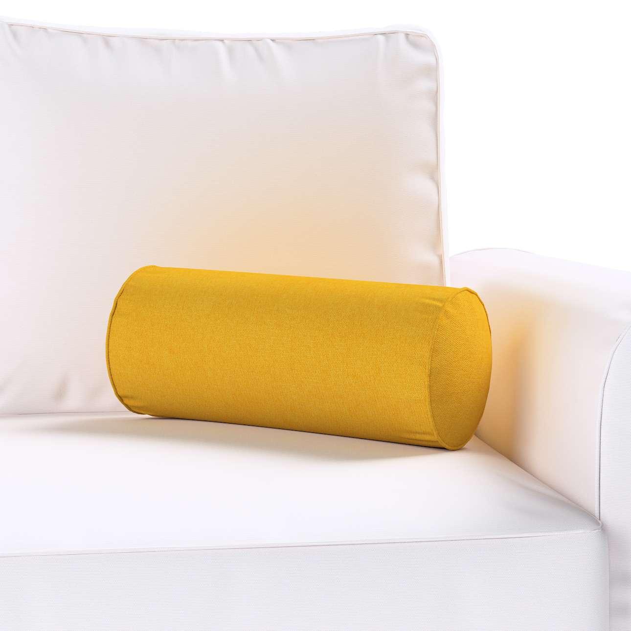 Poduszka wałek prosty Ø 16 x 40 cm w kolekcji Etna , tkanina: 705-04
