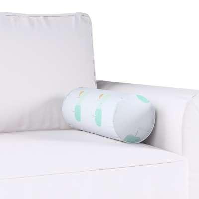 Poduszka wałek prosty w kolekcji Apanona do -50%, tkanina: 151-02
