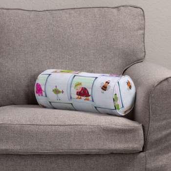 Ritinio formos  pagalvėlė Ø 16 x 40 cm (6 x 16 inch) kolekcijoje Apanona, audinys: 151-04