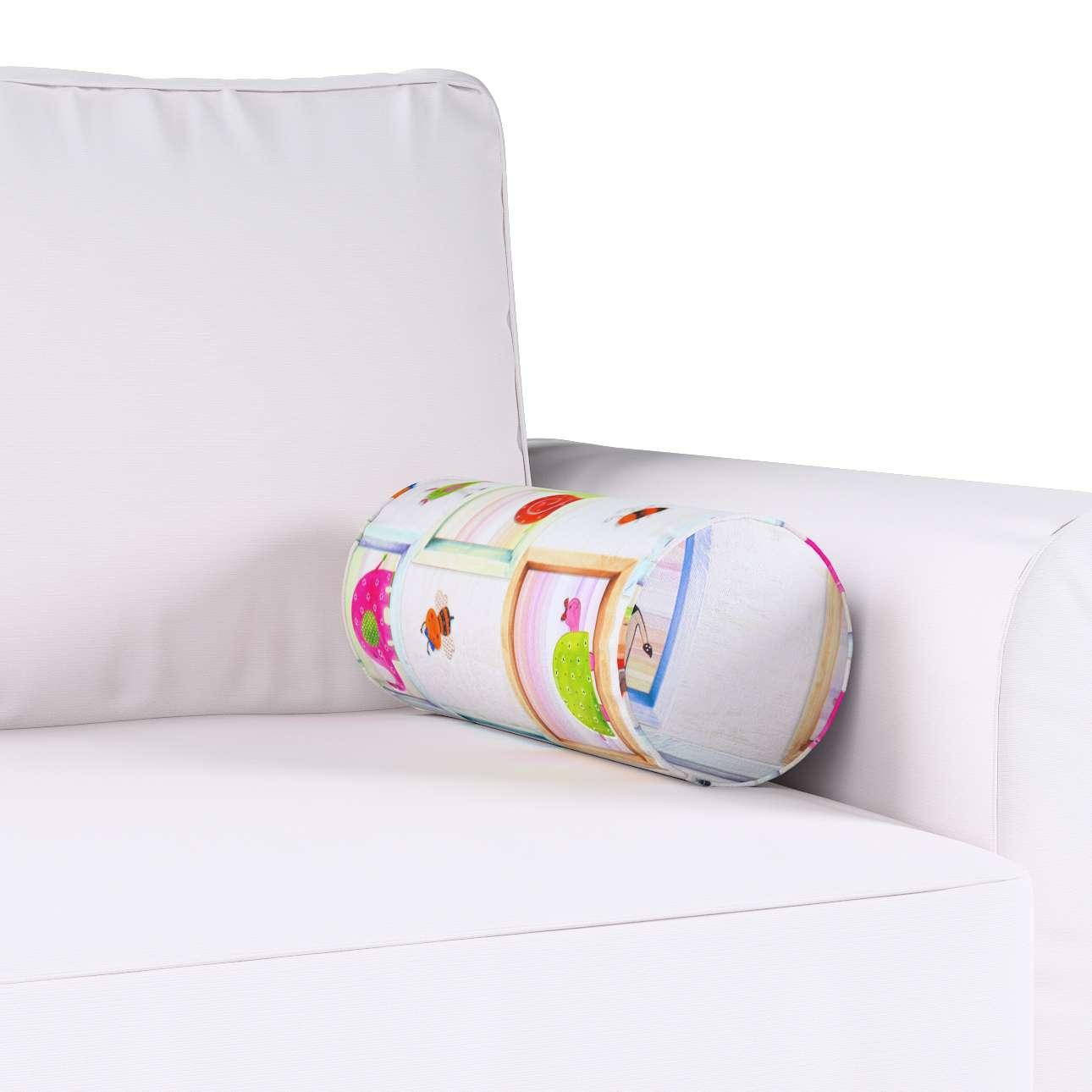 Poduszka wałek prosty w kolekcji Apanona do -30%, tkanina: 151-04
