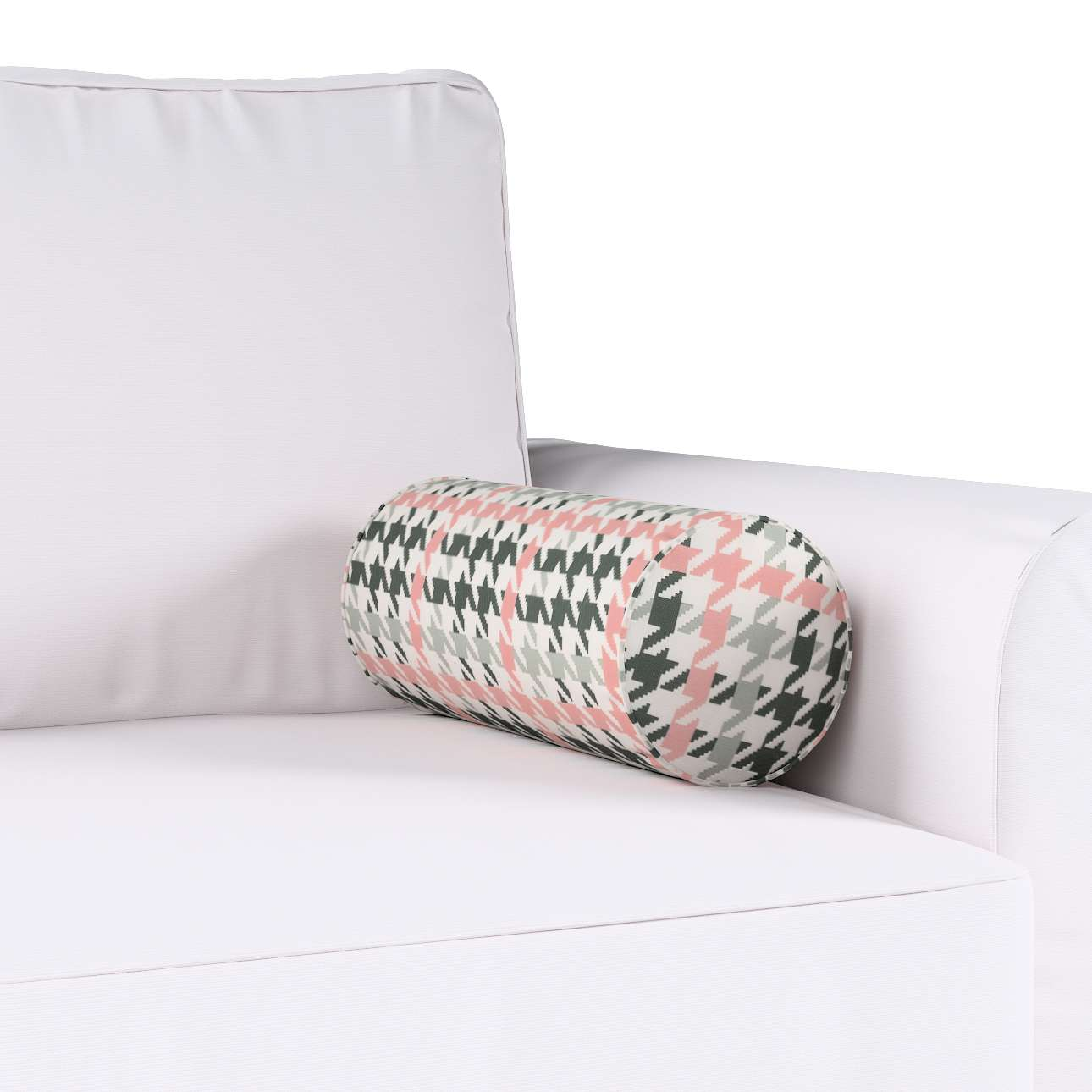 Poduszka wałek prosty w kolekcji Wyprzedaż do -50%, tkanina: 137-75