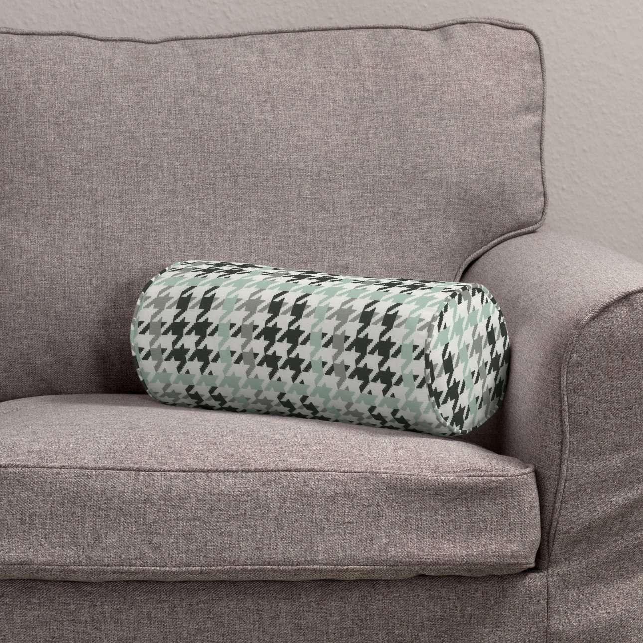 Ritinio formos  pagalvėlės užvalkalas Ø 16 x 40 cm (6 x 16 inch) kolekcijoje Brooklyn, audinys: 137-77