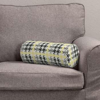 Poduszka wałek prosty Ø 16 x 40 cm w kolekcji Brooklyn, tkanina: 137-79