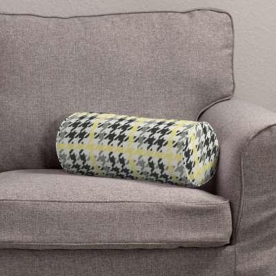 Ritinio formos  pagalvėlė 137-79 Juoda, pilka, šviesi, geltona Kolekcija NUOLAIDOS