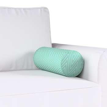 Poduszka wałek prosty w kolekcji Brooklyn, tkanina: 137-90