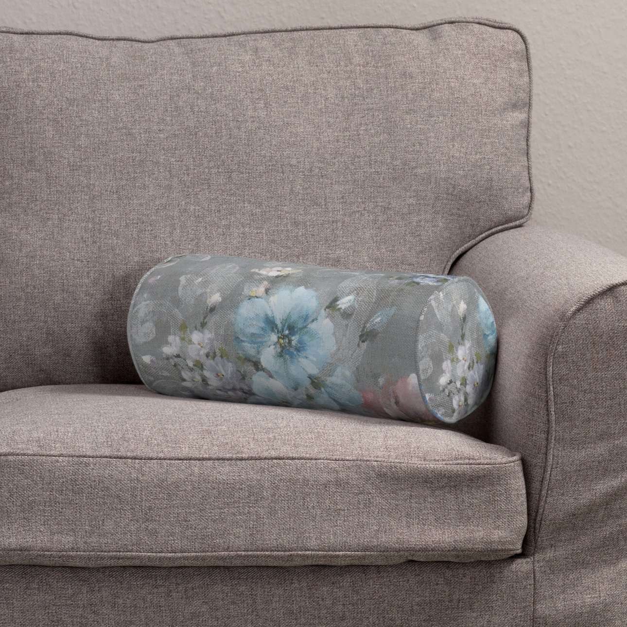 Ritinio formos  pagalvėlė Ø 16 x 40 cm (6 x 16 inch) kolekcijoje Monet, audinys: 137-81