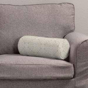 Ritinio formos  pagalvėlės užvalkalas Ø 16 x 40 cm (6 x 16 inch) kolekcijoje Flowers, audinys: 140-39