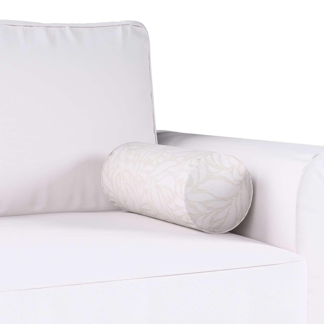 Poduszka wałek prosty w kolekcji Venice, tkanina: 140-50