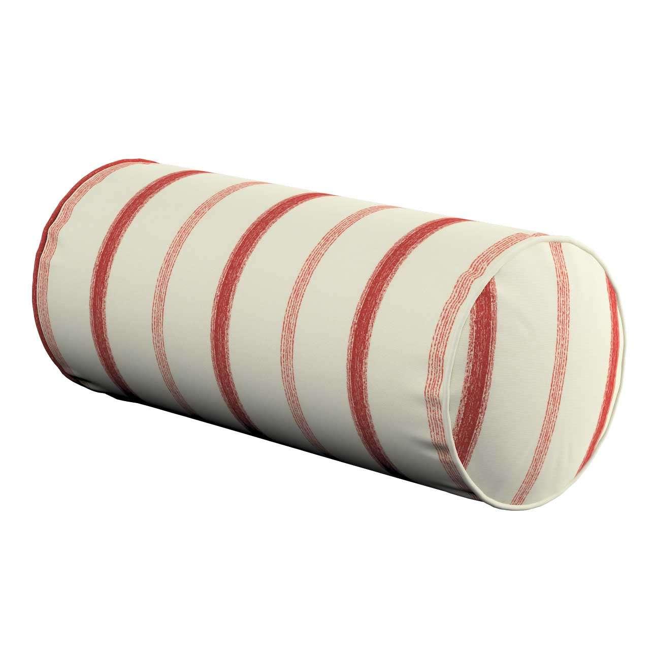 Ritinio formos  pagalvėlės užvalkalas Ø 16 x 40 cm (6 x 16 inch) kolekcijoje Avinon, audinys: 129-15