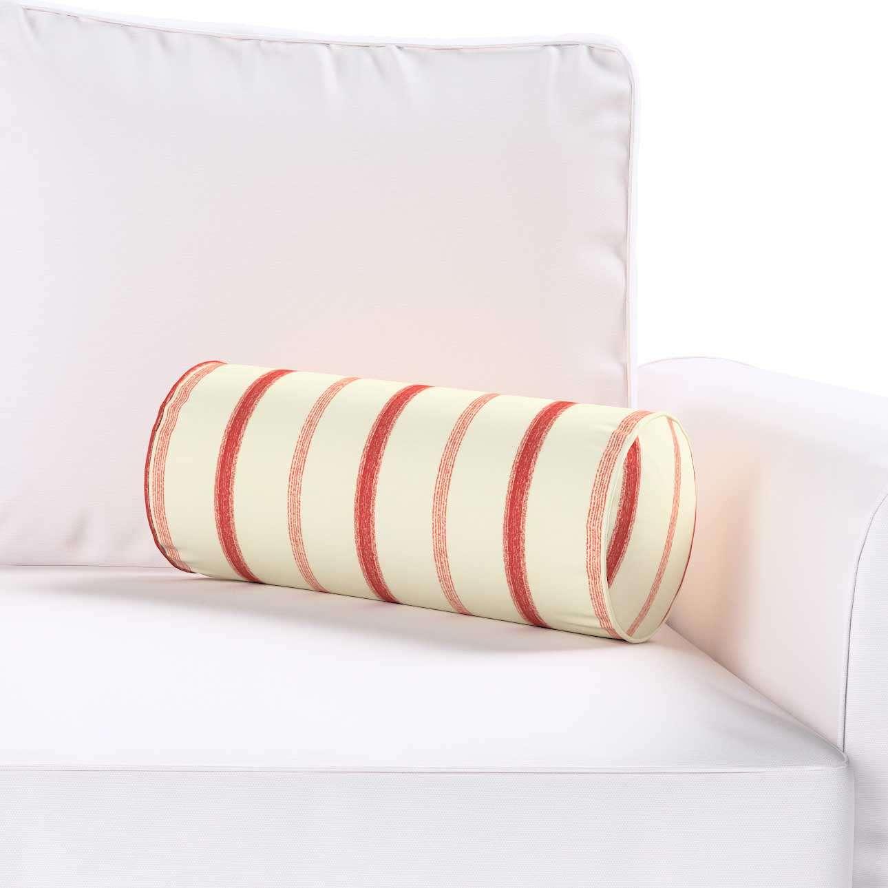 Poduszka wałek prosty Ø 16 x 40 cm w kolekcji Avinon, tkanina: 129-15