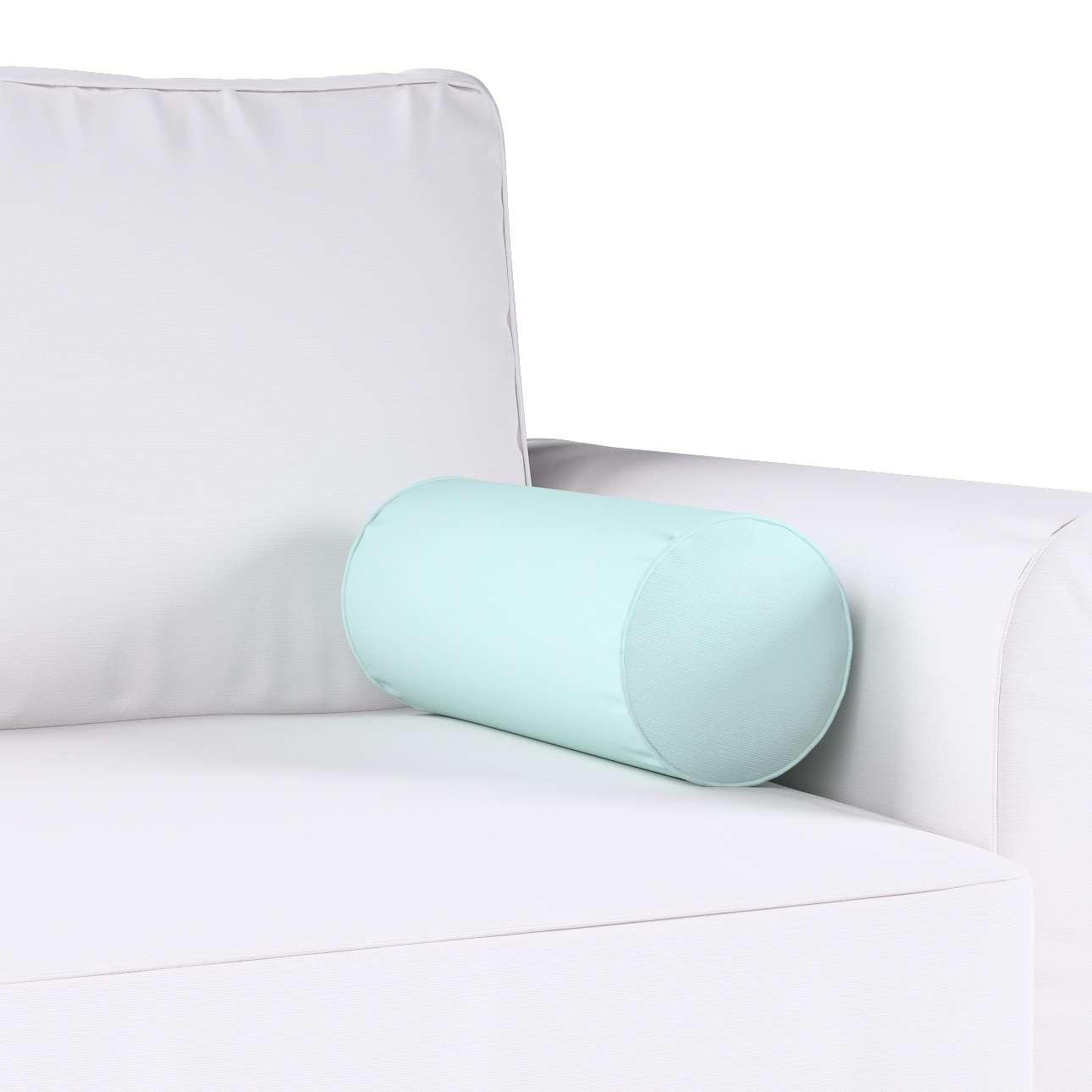 Poduszka wałek prosty w kolekcji Cotton Panama, tkanina: 702-10
