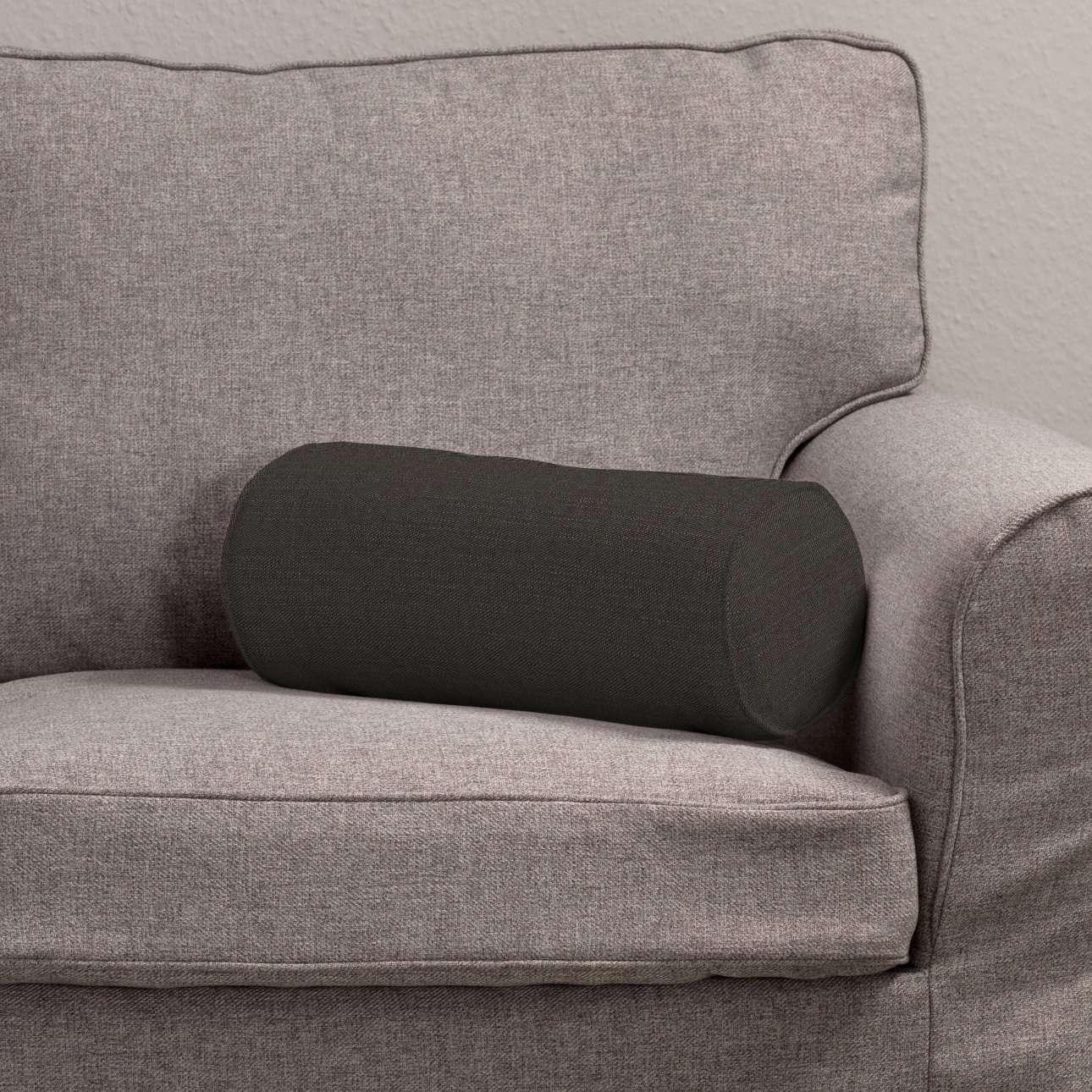 Poduszka wałek prosty Ø 16 x 40 cm w kolekcji Vintage, tkanina: 702-36
