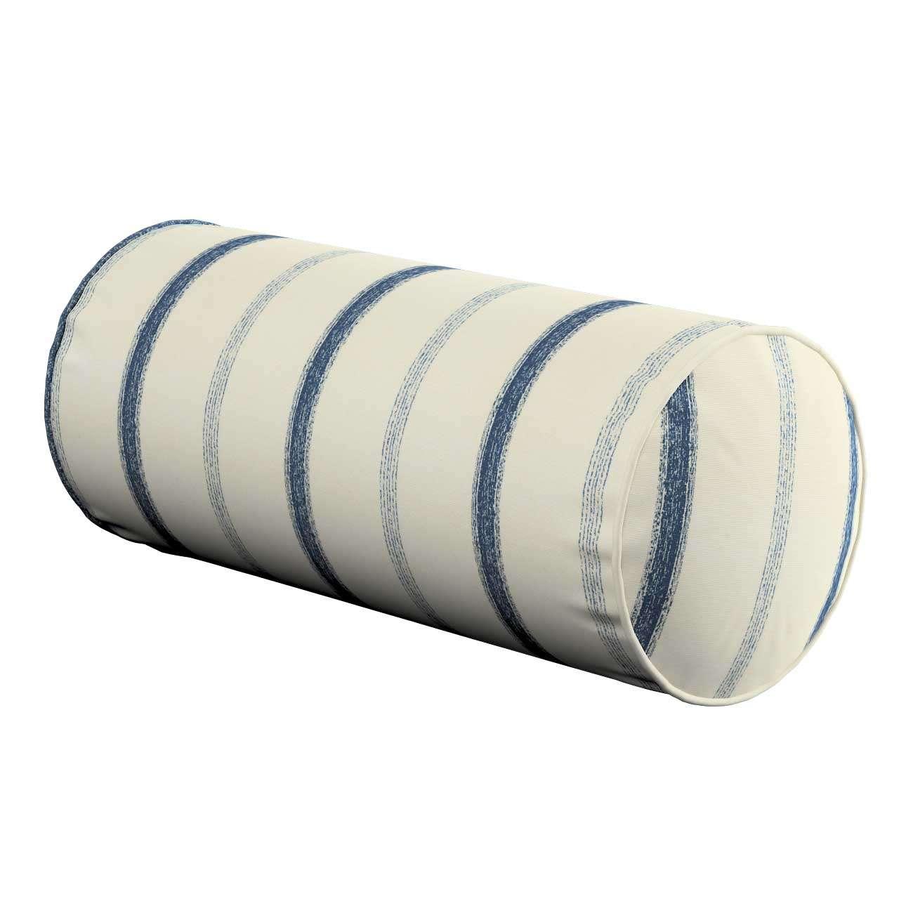 Ritinio formos  pagalvėlės užvalkalas Ø 16 x 40 cm (6 x 16 inch) kolekcijoje Avinon, audinys: 129-66
