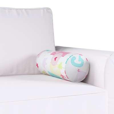 Poduszka wałek prosty w kolekcji Little World, tkanina: 141-51