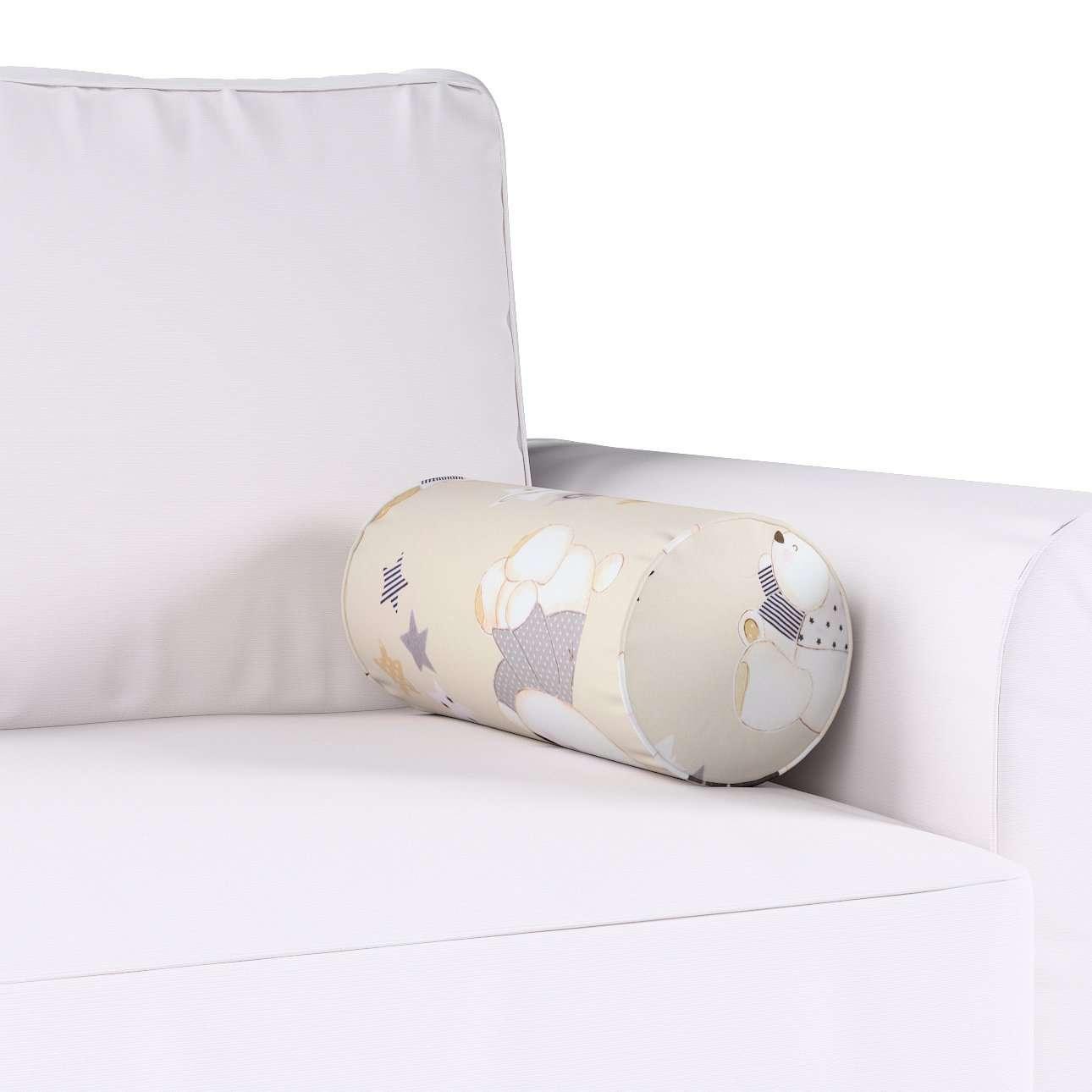 Poduszka wałek prosty w kolekcji Adventure, tkanina: 141-85