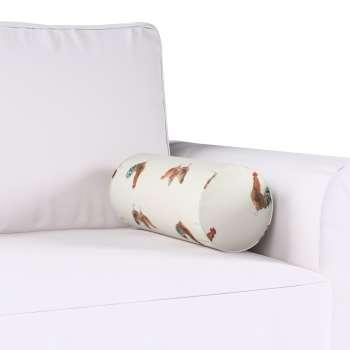 Ritinio formos  pagalvėlė kolekcijoje Flowers, audinys: 141-80