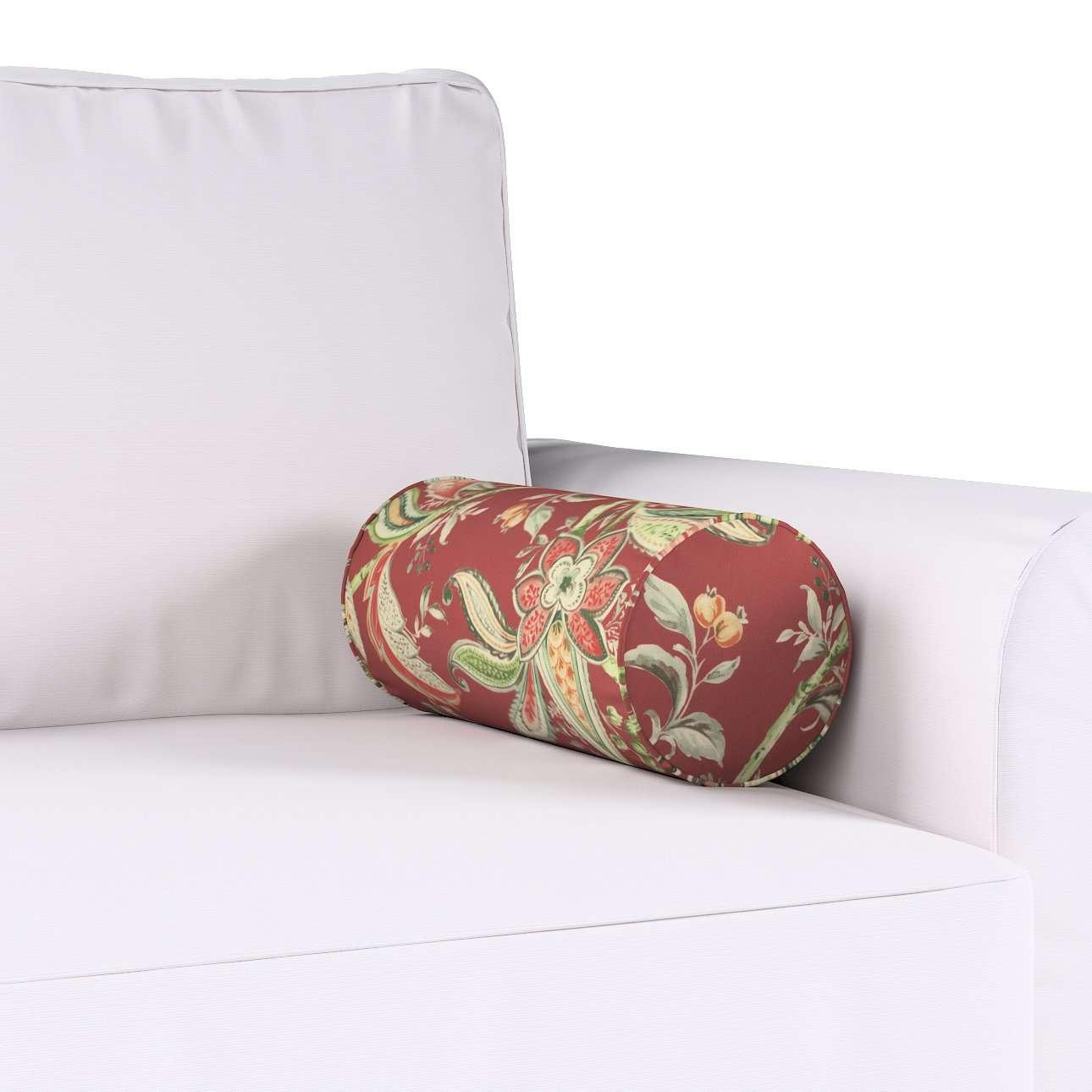 Poduszka wałek prosty w kolekcji Gardenia, tkanina: 142-12