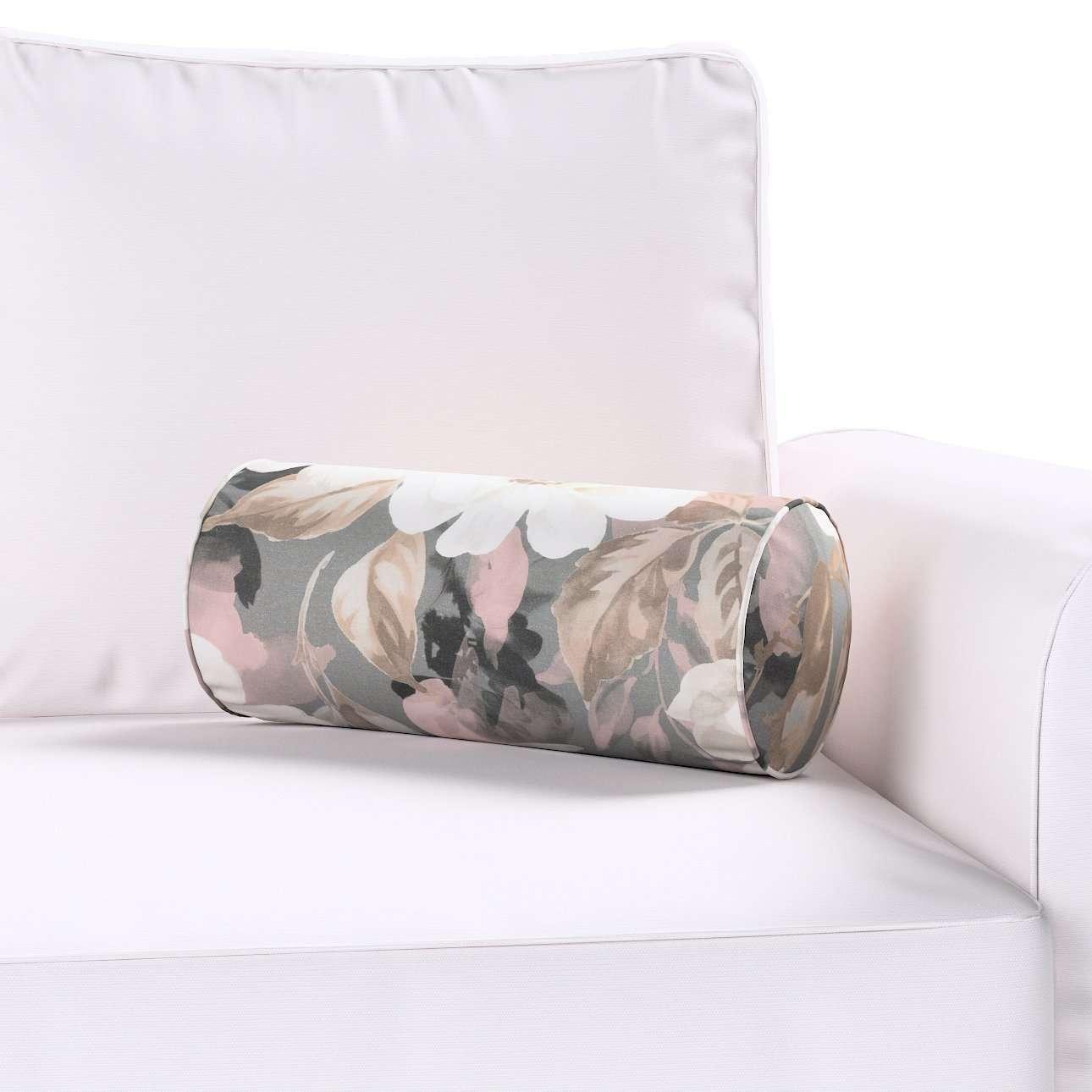 Poduszka wałek prosty w kolekcji Gardenia, tkanina: 142-13