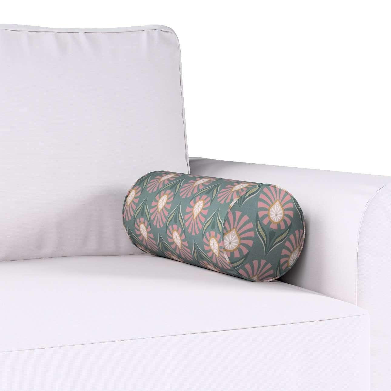 Poduszka wałek prosty w kolekcji Gardenia, tkanina: 142-17