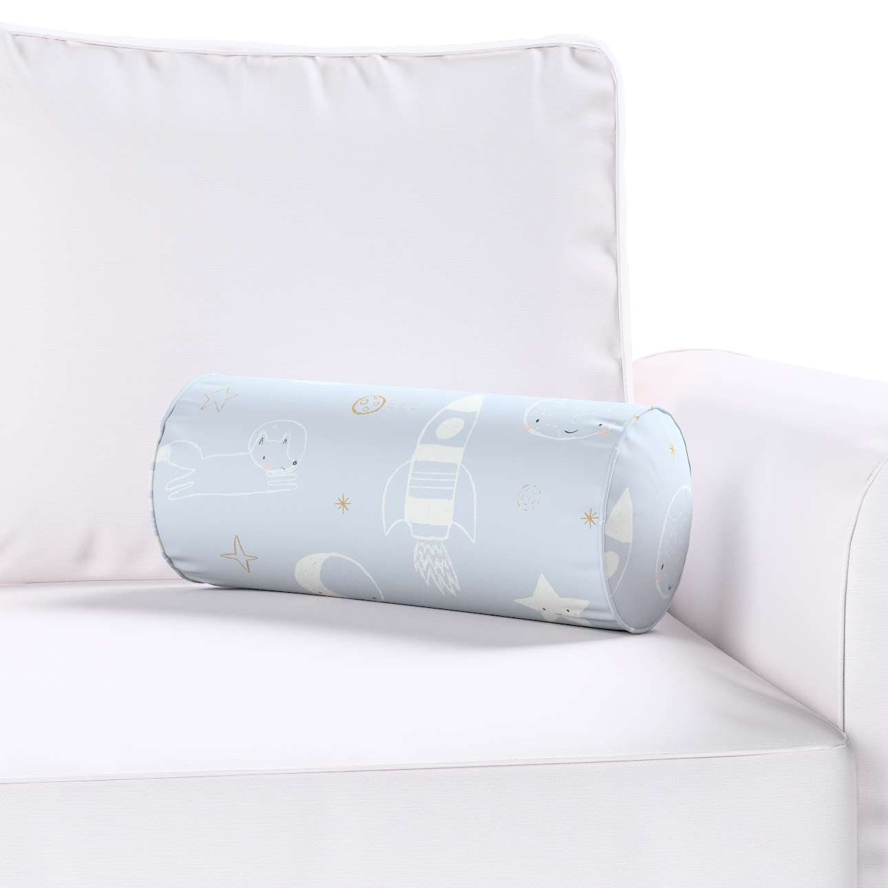 Bolster Ruby in collection Magic Collection, fabric: 500-16