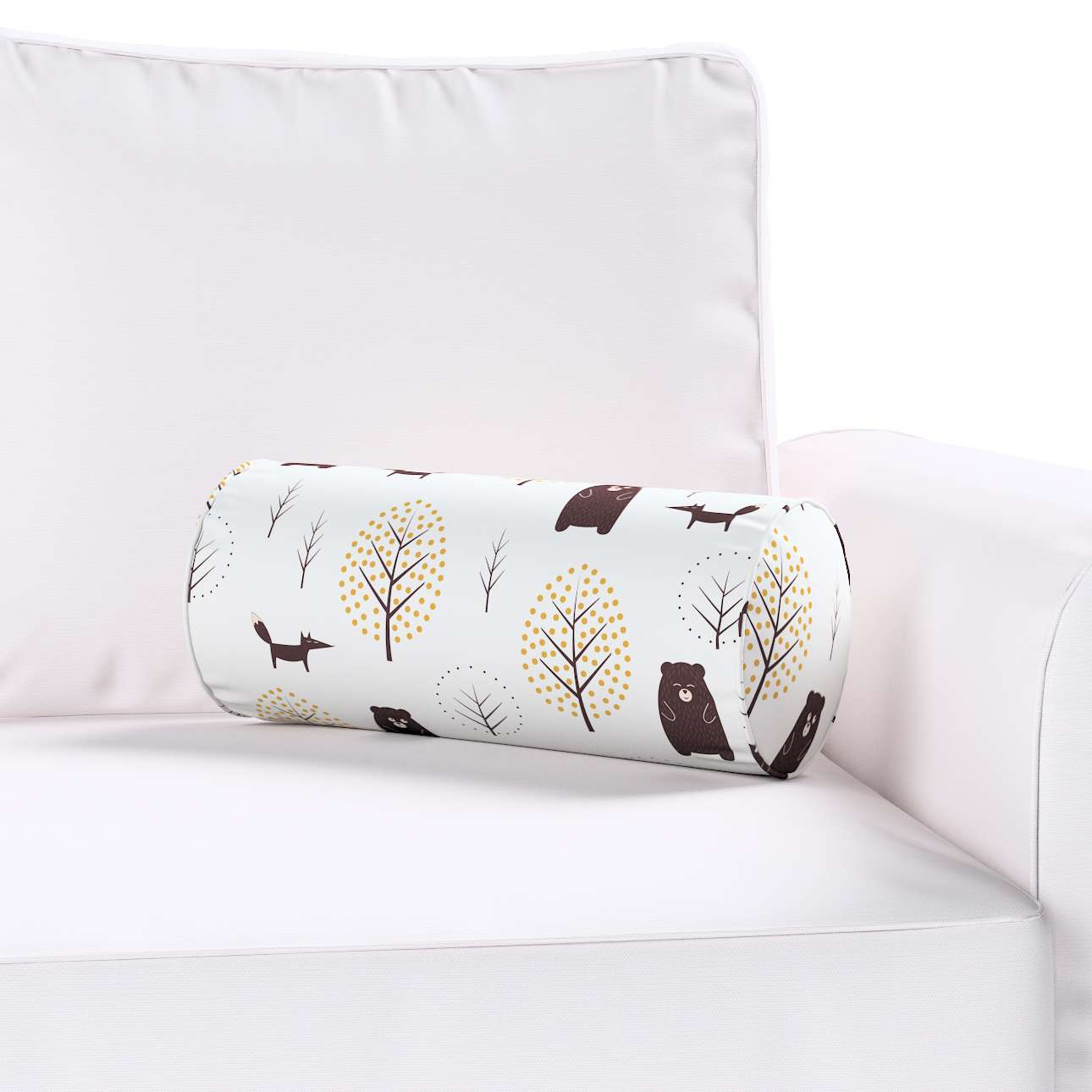 Bolster Ruby in collection Magic Collection, fabric: 500-19