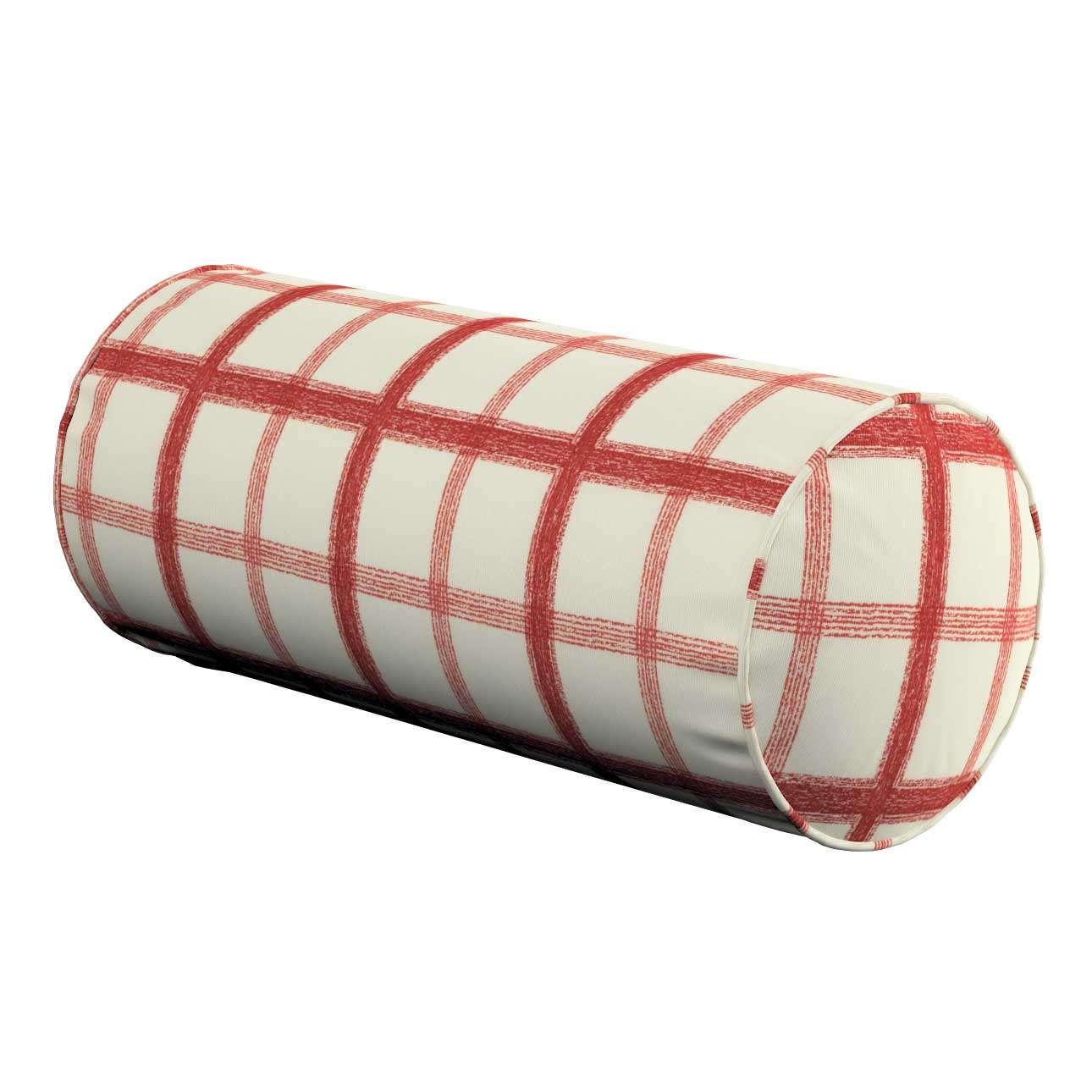 Ritinio formos  pagalvėlės užvalkalas Ø 16 x 40 cm (6 x 16 inch) kolekcijoje Avinon, audinys: 131-15