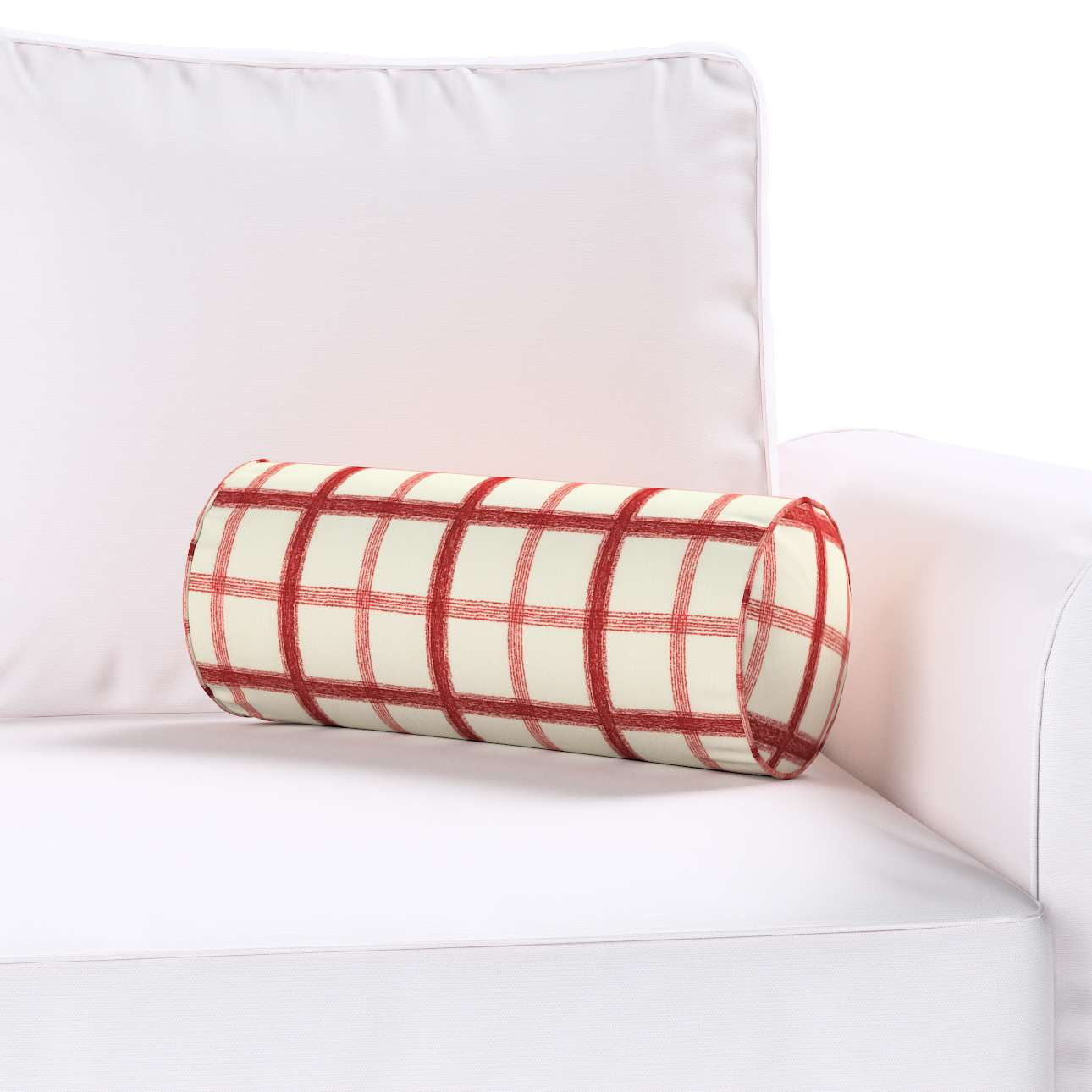 Poduszka wałek prosty Ø 16 x 40 cm w kolekcji Avinon, tkanina: 131-15