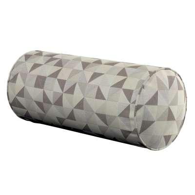 Poduszka wałek prosty 142-85 srebrno-szare Kolekcja do -50%