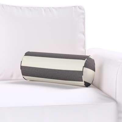 Poduszka wałek prosty w kolekcji Quadro, tkanina: 142-72
