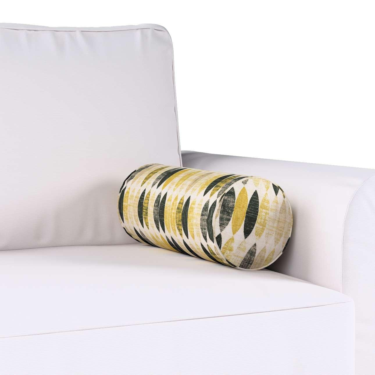 Poduszka wałek prosty w kolekcji Modern, tkanina: 142-99