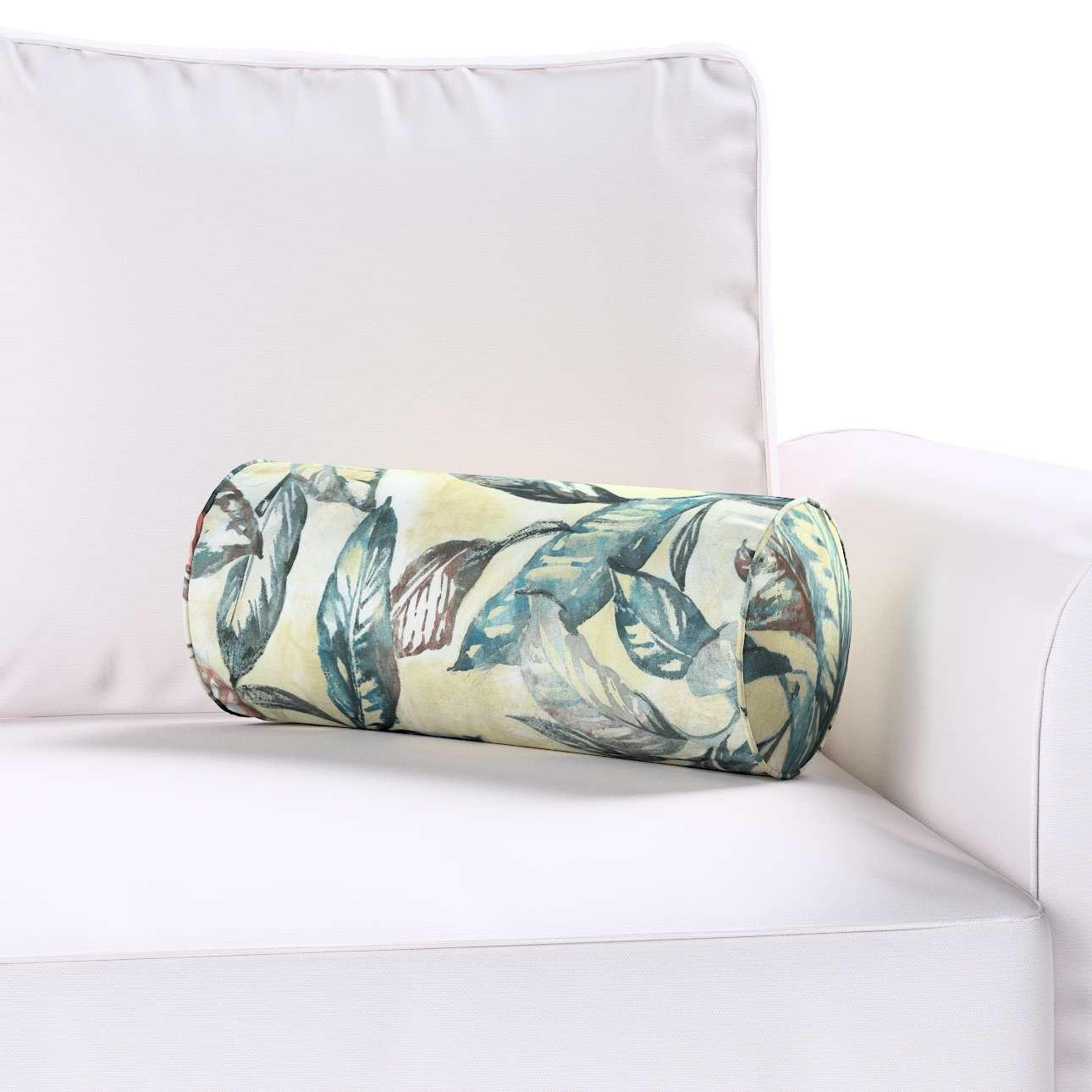 Poduszka wałek prosty w kolekcji Abigail, tkanina: 143-08
