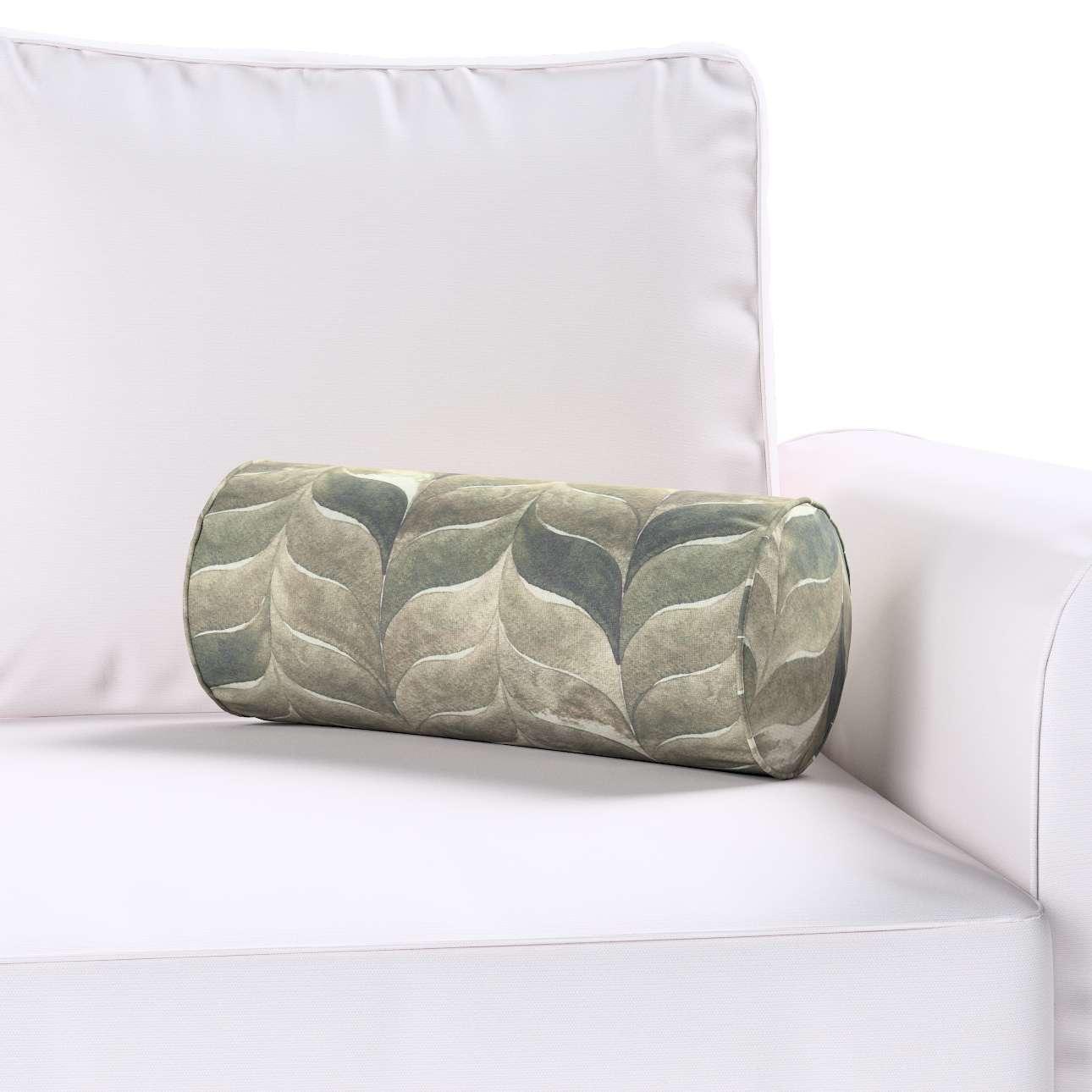 Poduszka wałek prosty w kolekcji Abigail, tkanina: 143-12